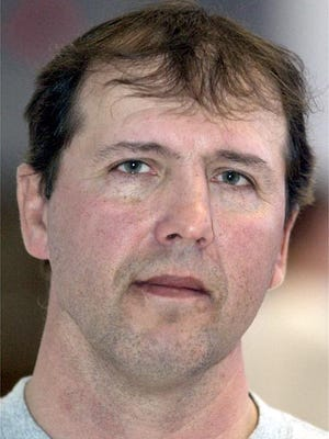 Wrightstown wrestling coach Bill Verbeten