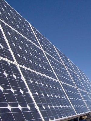 Solar panels could be coming to a location in South Plymouth.