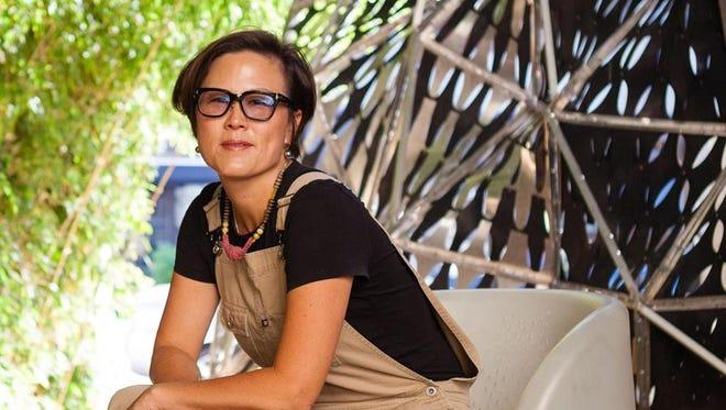 Doris Sung wants to make building exteriors more like human skin: breathable.