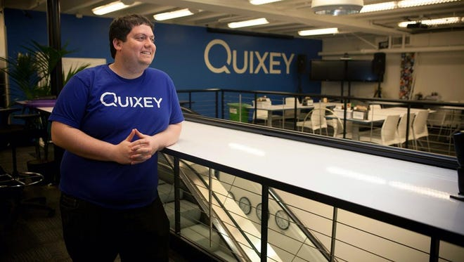 Tomer Kagan, CEO of Quixey, located in Mountain View, Ca. is ready to challenge Google.