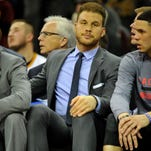 Punishment for Los Angeles Clippers forward Blake Griffin (32) could be coming soon.