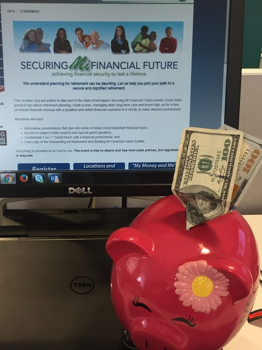 Securing a financial future