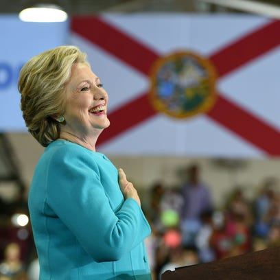 Our view: Clinton for president of the United States