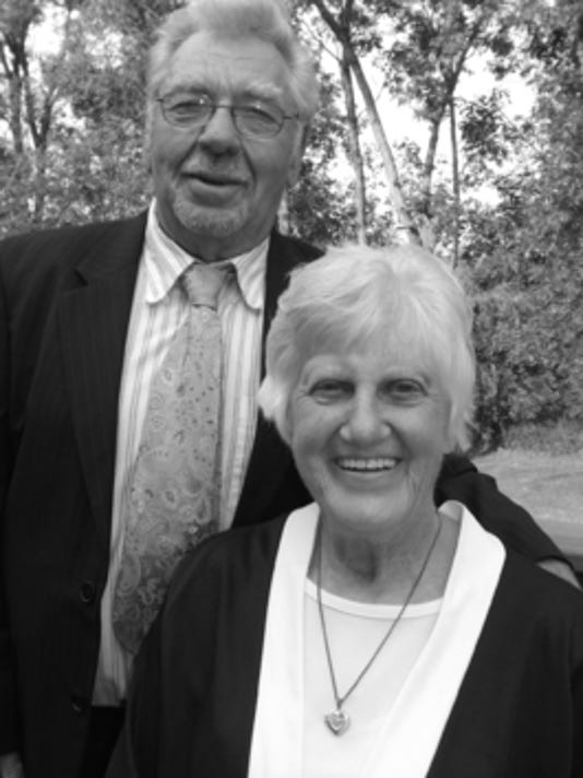 Anniversaries: Don Steineke & Shirely Steinek