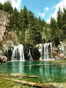 Hanging Lake is a popular destination from the trailhead and rest area along Interstate 70 in Glenwood Canyon, sometimes too popular. The U.S. Forest Service and state transportation officials have come up with some suggestions to control overcrowding and improve the experience for visitors.