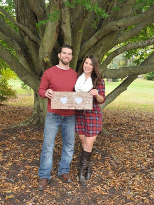 Engagements: Kimberly Shropshire & Nicholas Dominelli
