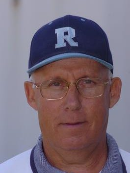 Richmond softball coach Howard Stuart.