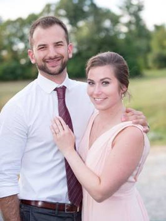 Engagements: Kristen Morin & Michael Germaske
