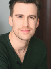 """Actor Gavin Creel thanked University of Michigan's School of Music, Theater and Dance when accepting a Tony for his performance in """"Hello, Dolly!"""""""
