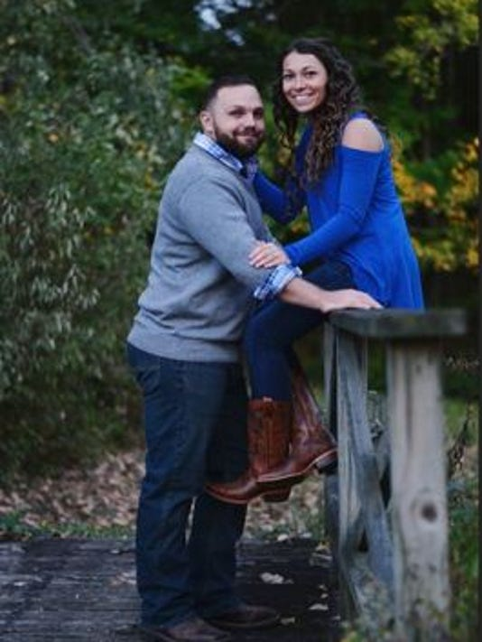 Engagements: Zane Maize & Madison Ashbrook