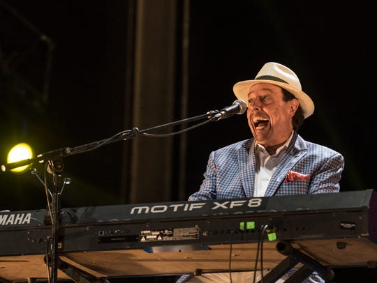 Sergio Mendes will bring his Brazilian music to the McCallum Theatre.