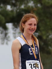 ESA's Samantha Withers brought home four first-place
