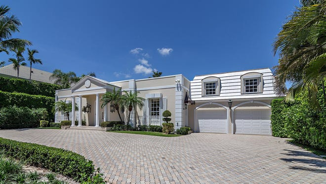 Built in 1976, a lakefront house at 1120 N. Lake Way in Palm Beach has sold for about $12.7 million, according to the price recorded at the Palm Beach County courthouse. The house had been on the market for about two years and landed under contract March 3.