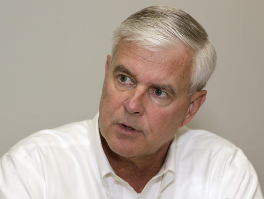 """Rep. Steve Womack, R-Ark., said the Iran deal """"will"""
