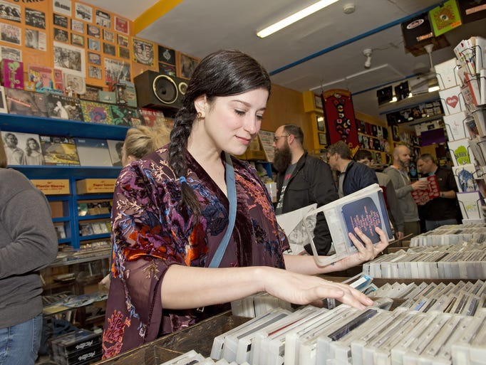 Record Store Day April 22