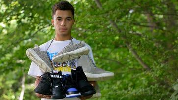 Manalapan teen finds fortune, heartbreak in sneakers
