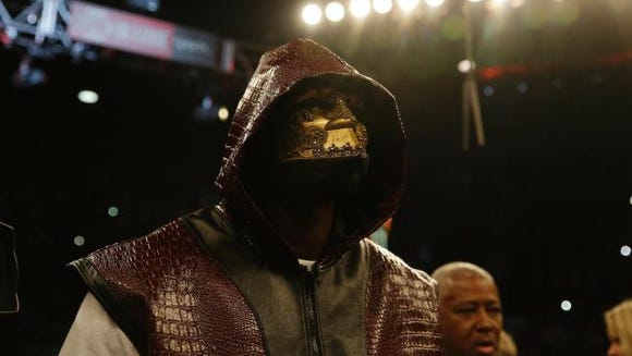 Deontay Wilder defended his heavyweight title against