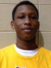 Natchitoches Central sophomore point guard Brandon Rachal played against juniors at the Combine in the Capital last weekend and still was named MVP of the camp's 2016 all-star game.