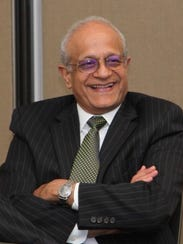 Sonny Ramaswamy, director of the National Institute