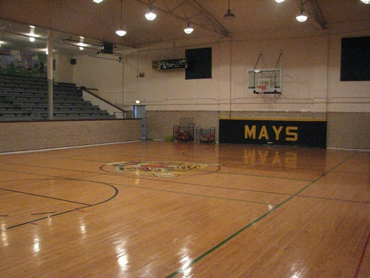 Greenfield s gym home to high scoring mike edwards is a