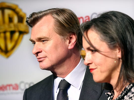 Christopher Nolan, director of the upcoming film 'Dunkirk,'