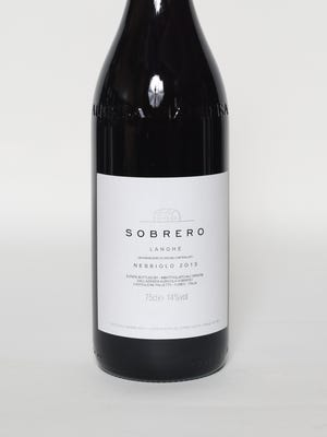 Sobrero Langhe Nebbiolo 2013 is part of the  mixed case selected by Cai J. Palmer, the owner of Wine at Five on Purchase Street in Rye.