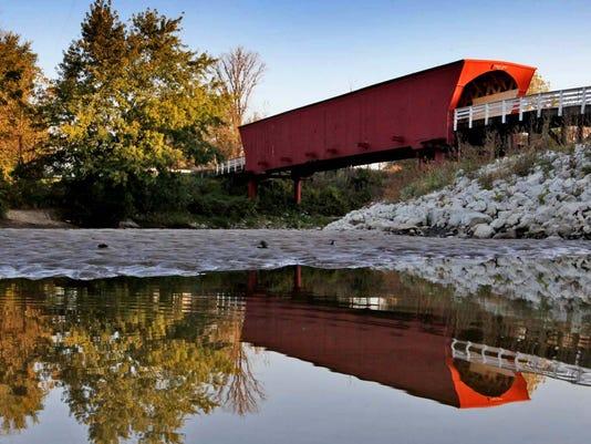 Roseman Bridge