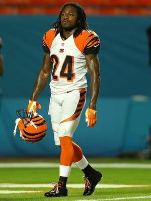 """Bengals cornerback Adam """"Pacman"""" Jones"""