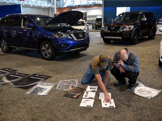 Nashville International Auto Show Brings Hundreds Of New Cars To - Nashville car show