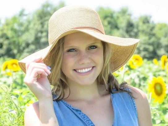 Brooke Bittner, the daughter of Kevin and Shawna Bittner