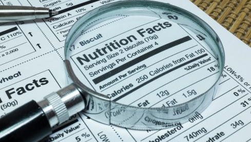 The new Nutrition Facts label incorporates the latest evidence-based information on nutrients, such as added sugars, to provide consumers with more information regarding their food choices.