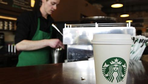 Starbucks is opening a kiosk at Safeway on Lemay and Riverside avenues.
