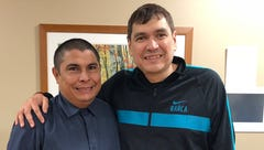 Wisconsin doctor in need of transplant gets kidney thanks to childhood friend