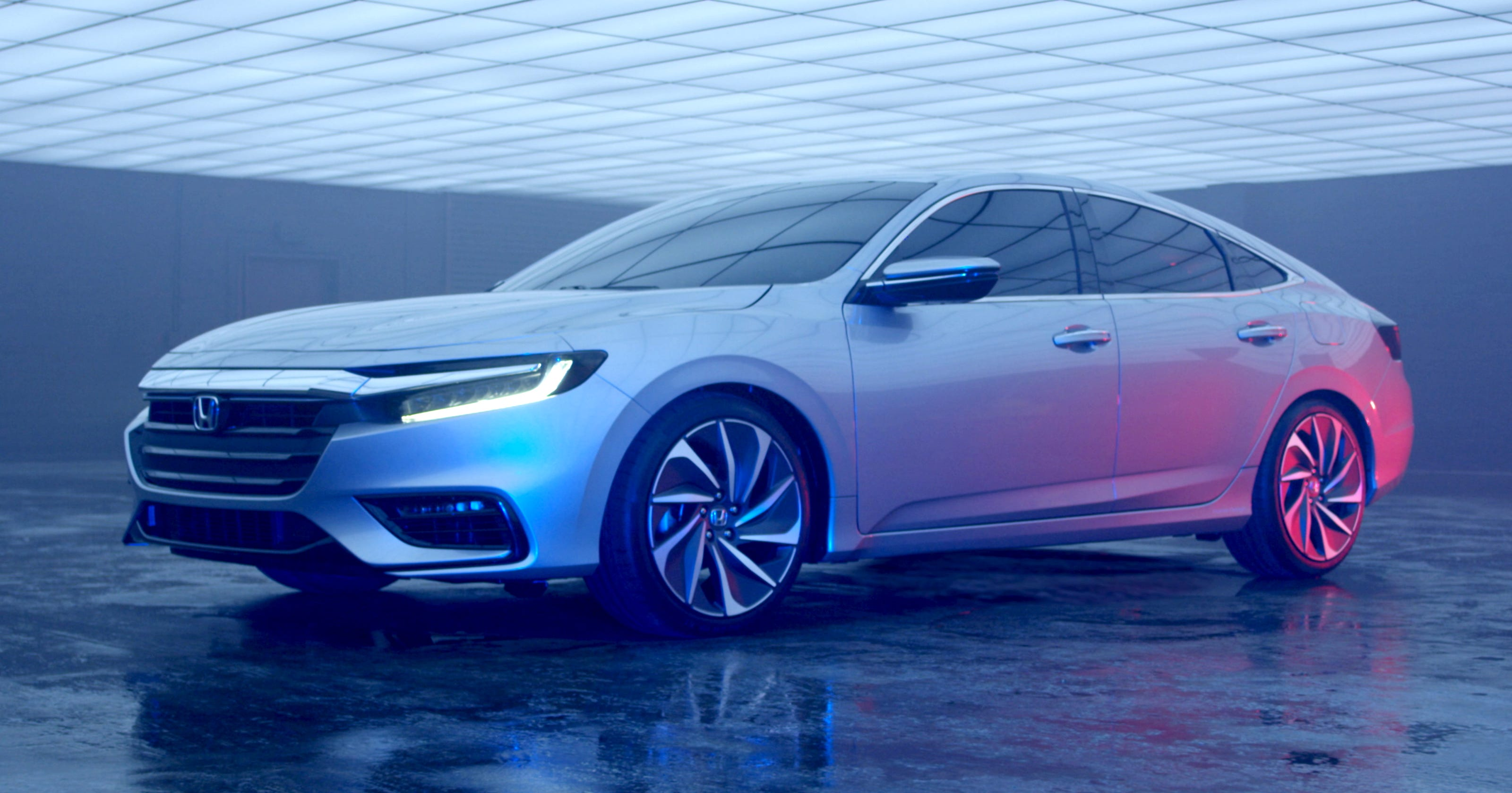 First Look 2019 Honda Insight Aims To Become America S Favorite Hybrid