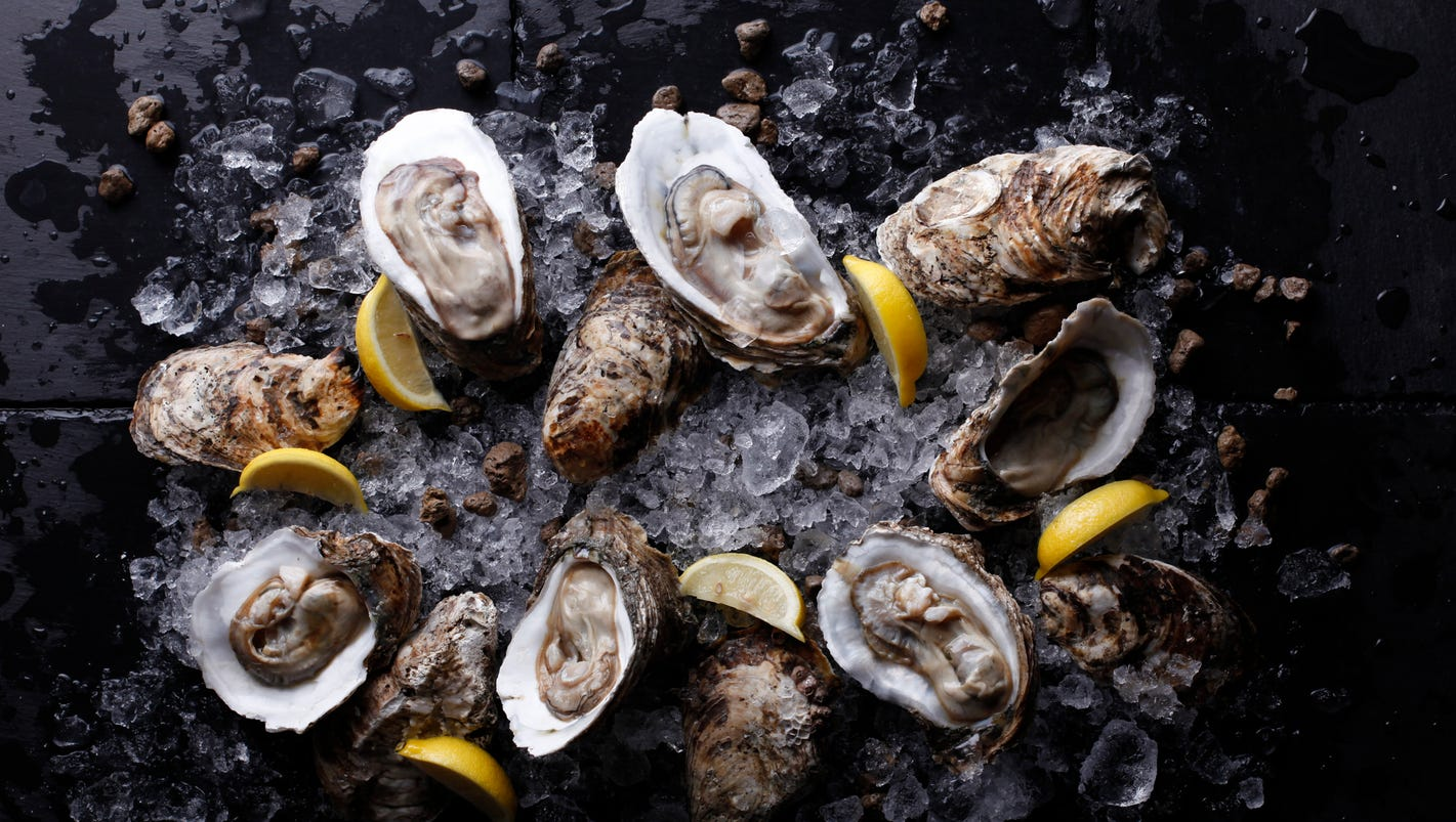 Woman dies from 'flesh-eating' bacteria after eating oysters