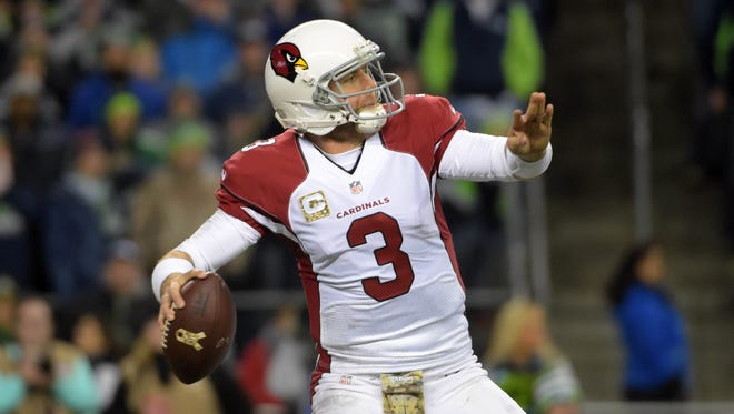 Arizona quarterback Carson Palmer is building an MVP candidacy for the AFC West leading Cardinals.
