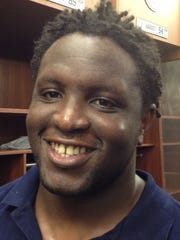 Chigbo Anunoby, OG's older brother, spent a brief time with the Colts in 2012.