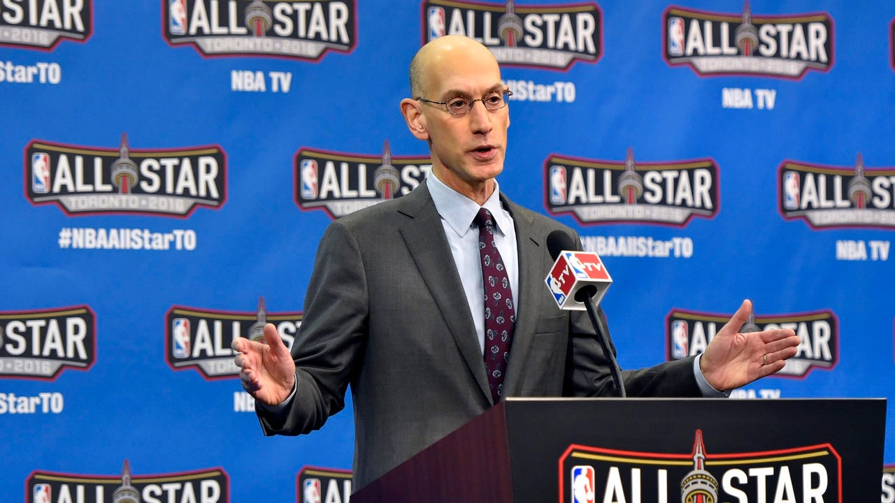 USA TODAY Sports' Sam Amick breaks down NBA Commissioner Adam Silver's annual address at All-Star Weekend.