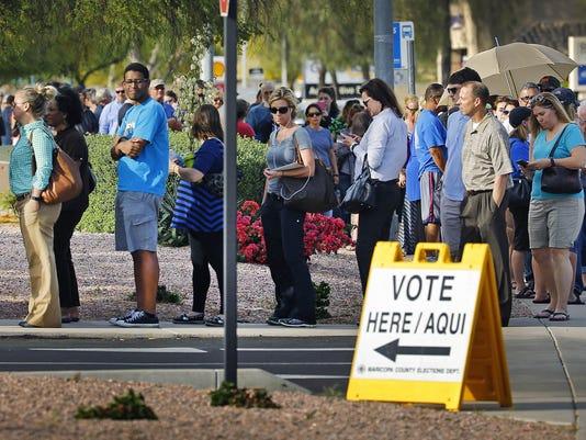 Arizona presidential primary