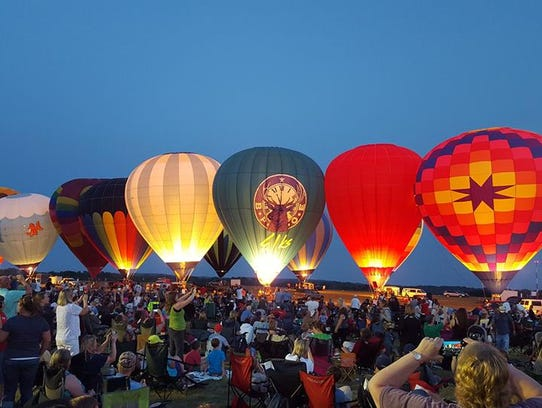 The Wausau Balloon & Rib Fest will be held July 7-10,