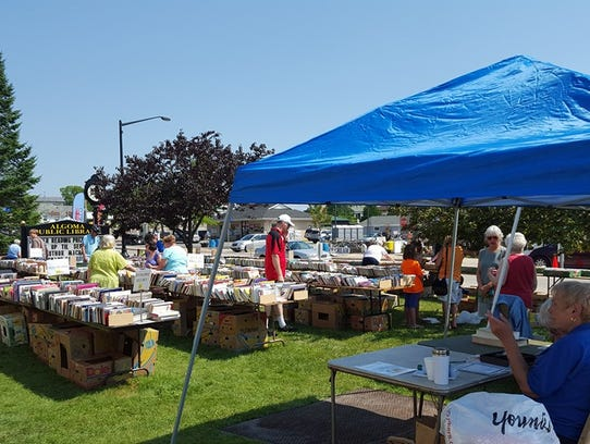 Shanty Days will feature the Algoma Public Library's
