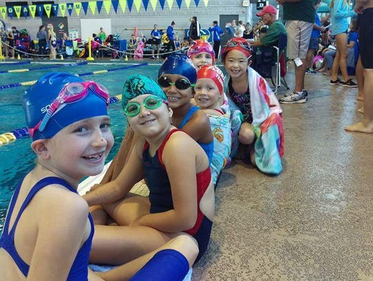 Swim Florida swimmers will get back in the pool Monday.