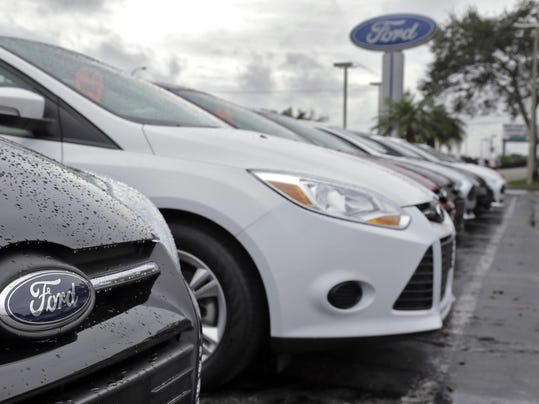 O Meara Ford >> Fiat Chrysler, GM and Ford post November sales gains