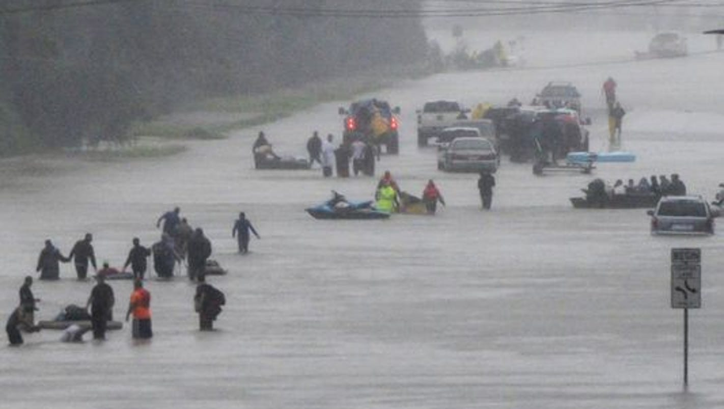 Toady 1 Texas drought: ...