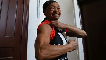 Erica Bryant: 81-year-old lady can still lift more than you