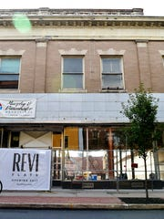 RSDC is renovating the former F.W. Woolworth building on West Market Street into a mixed-use residential and commercial project with retail on the ground floor and apartments on the upper floors. RSDC is the company formerly known as Royal Square Development and Construction.