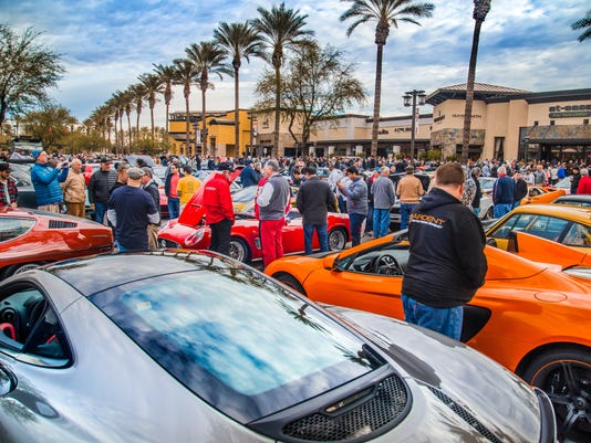Cars N Coffee Finds It Needs A Bigger Cup - Scottsdale car show today