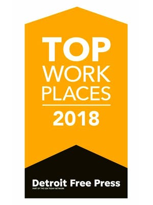 Logo for Top Workplaces 2018