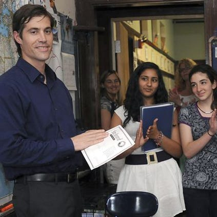 Slain journalist James Foley in 2011.