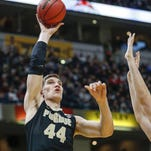 Doyel: Only the referees can stop Purdue's Isaac Haas